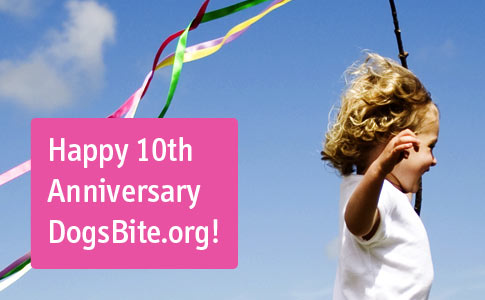10 year anniversary of dogsbite.org