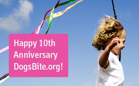 10 year anniversary of dogsbite.org