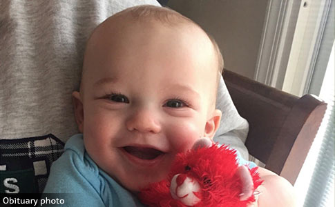 dog kills baby lusby maryland, jase patrick fohs