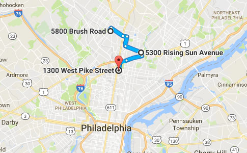 man dies after pit bull attack north philadelphia