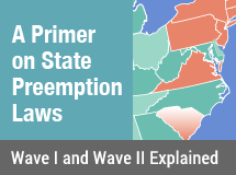 a primer on state preemption laws barring local pit bull ordinances