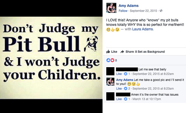 pit bull meme after family pit bull kills child in georgia