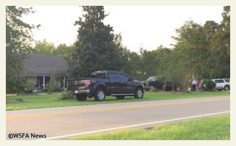 near the home of the autauga county, alabama fatal dog attack