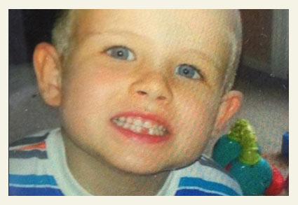 Ayden Evans, killed by bullmastiff in Arkansas