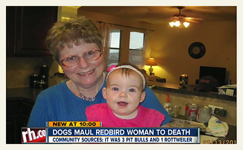 woman killed by dogs in wagoner county oklahoma