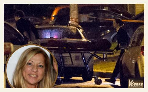 Christiane Vadnais killed by a pit bull