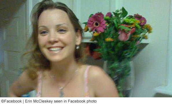 Erin McCleskey killed by dogs