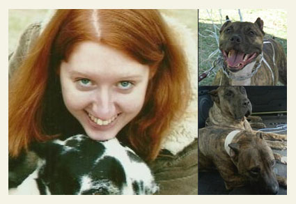 dekalb dog rescuer killed by her own dangerous dogs