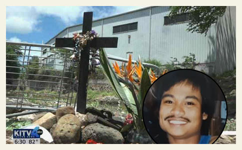 Crisencio Aliado killed by pit bulls honolulu