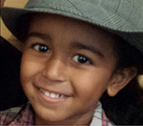 South florida boy killed by father's pit bulls