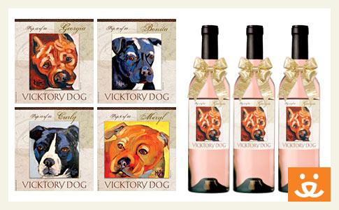 best friends merchandising vick dogs