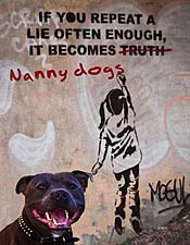 Breaking the Nanny Dog myth