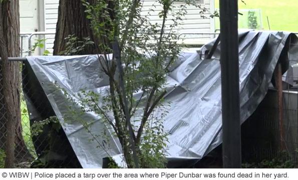 pit bulls killed piper dunbar