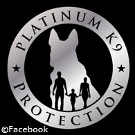 personal protection trained dogs with a switch