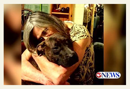Rita Woodard killed by rescue dogs
