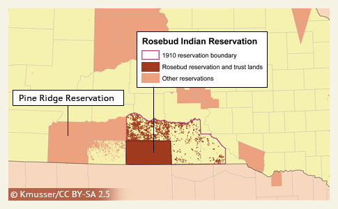 woman killed by dogs on rosebud indian reservation