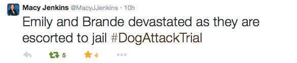 fatal dog mauling verdict of joan kappen