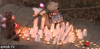vigil grows after Atlanta pit bull attack